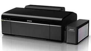 Epson L805 All Red Light Error, Light Blinking, Part 2, 100% work