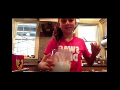 How To Make Rice Crispy Treats in the Microwave!!!