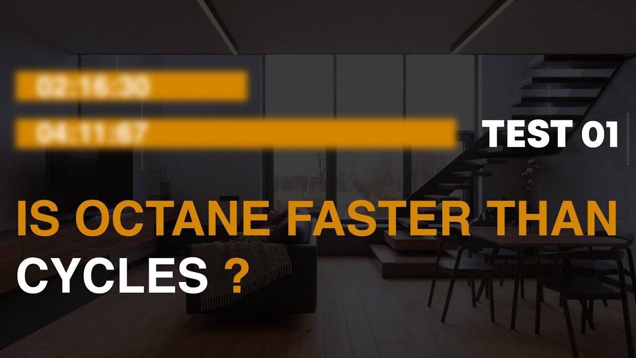 Download Is Octane fastet than Cycles ? MP3 Gratis