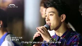 GOT7 - Forever Young (Live at 'A Song for You')