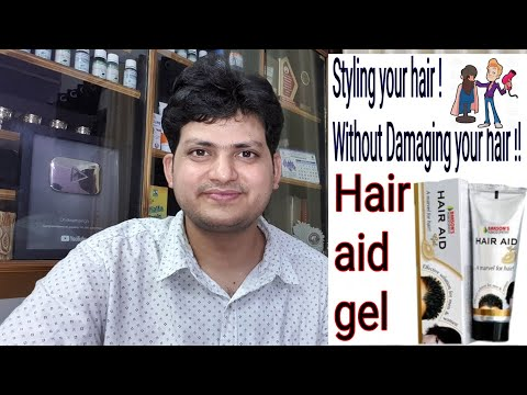 Hair Style Gel | With no side effect | Effective for Hair fall and Dandruff |