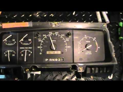 Ford PSOM Problem Info for F series trucks, Vans & Broncos