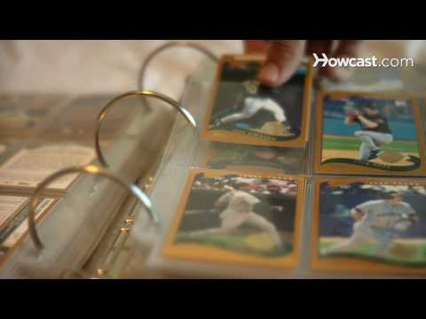How to Sell Baseball Cards
