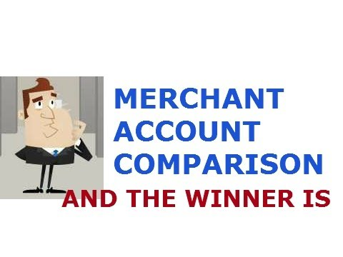 Merchant Account Comparison -  Cut to the Chase and Find Your Ideal Merchant Account Provider