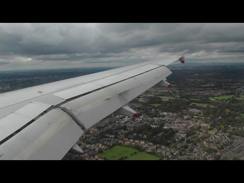British Airways Airbus A320 ✈ FULL FLIGHT London Heathrow to Manchester