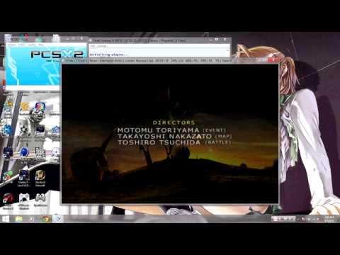 PCSX2 1.0.0 Public Release running Final Fantasy X full speed! (No lag FMV!)