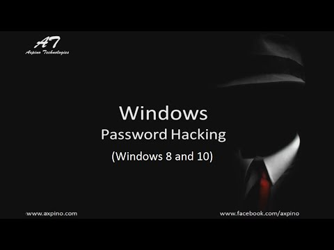 How to Hack Windows Password Using Command Prompt (Windows 8 and 10)