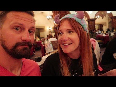 Our Last Day At Tokyo Disneyland | Exploring Disneyland Hotel, Fancy Dinner & One Last Ride!
