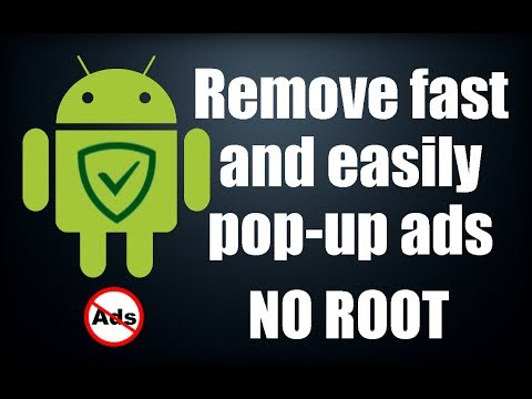 How to remove fast and easily pop-up ads from Android [100% free without root ]