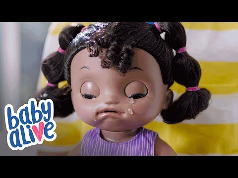 Baby Alive - 'Sweet Tears Baby' Official TV Spot