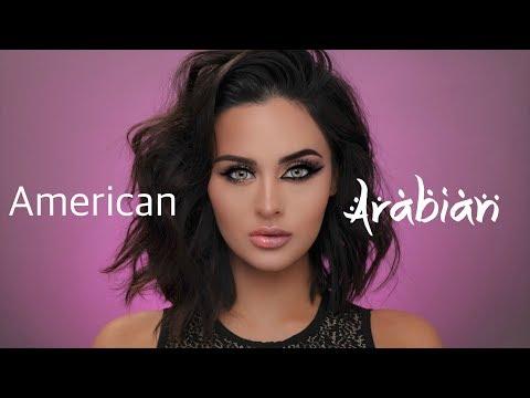 American VS Arab Makeup Tutorial