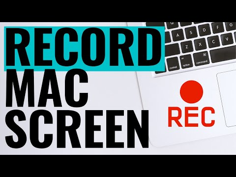 How to Record Your Screen on a Mac (2018) - Screencasting