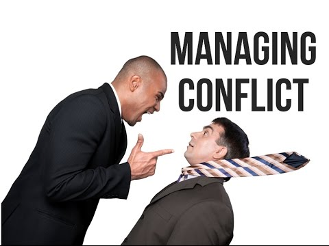 How to Manage Conflict with a Direct Report