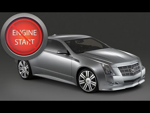 Cadillac CTS, ELR and Chevy Corvette Update: Open, start keyless start with a dead key fob battery.