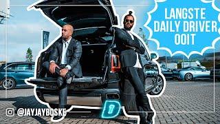 Bij de MAC naar binnen met Rolls Royce?! // #DAILYDRIVER #DAY1
