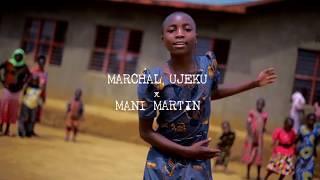 Omwana akwira (Video dance) by Marchal Ujeku ft Mani Martin (Prod  by Jimmy Pro_Culture Empire)
