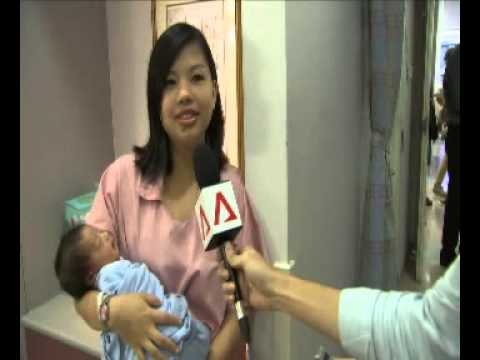 Baby Zayn is first to receive SG50 birth certificate