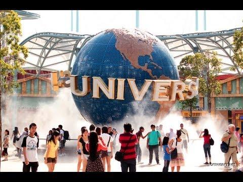 Universal Studios Singapore, HD Experience