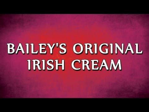 Bailey's Original Irish Cream | RECIPES | EASY TO LEARN
