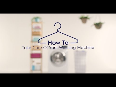 How to Take Care of your Washing Machine | Electrolux Washer Dial Control - SG