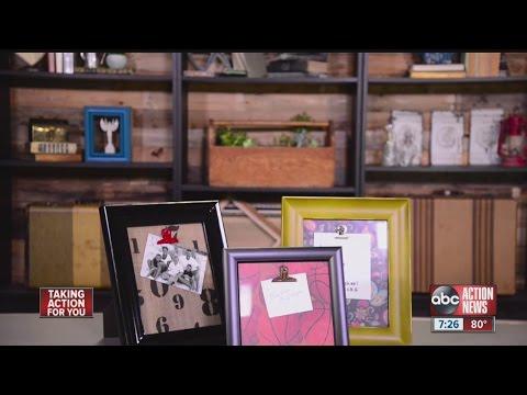 DIVA OF DIY: Picture Frame Memo Boards