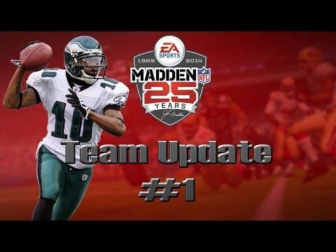 Madden 25 Ultimate Team | Team Update #1