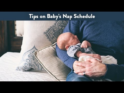 Tips on Baby's Nap Schedule | CloudMom