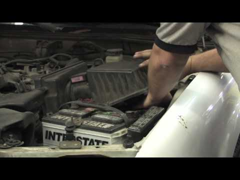 Car Maintenance Tips : How to Clean an Air Intake Filter