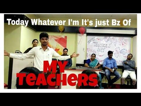 Children's Day Special speech , Emotional Feelings about Teacher's