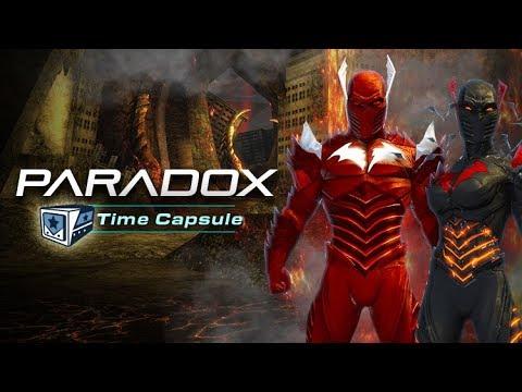 Paradox Time Capsule! [LIVESTREAM REPLAY]