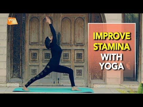 Kids Yoga | Yoga To Increase Stamina | Warrior Pose | Yoga Tak