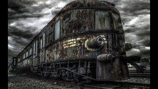 You Will Not Believe What we Found On This Abandoned Train in the Middle of the Woods!!!