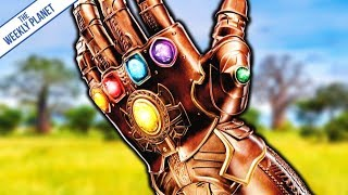 The Soul Stone Is In Wakanda - Avengers: Infinity War