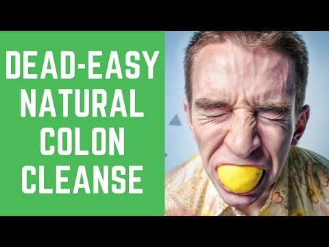 Natural Colon Cleanse -  7 Home Remedies For Natural Colon Cleansing