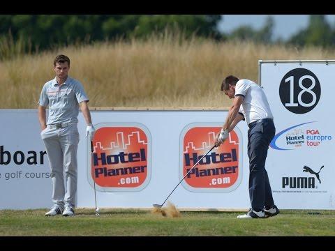 PDC Open - Chart Hills - HotelPlanner.com PGA EuroPro Tour