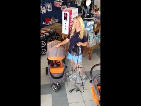 Orlando Stroller Rentals Baby Jogger Rain Cover Installation