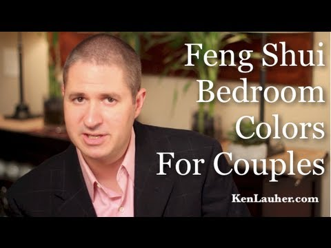 Feng Shui Bedroom Colors For Love, Passion, Relationships & Marriages