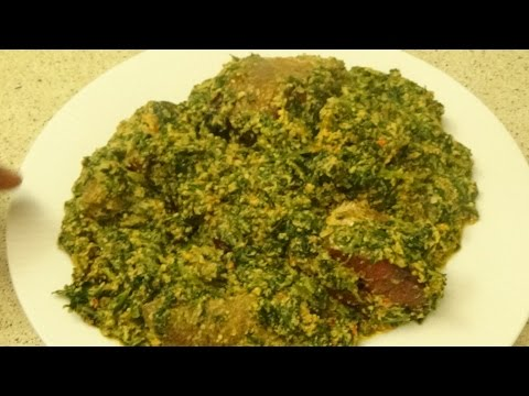 party style egusi soup