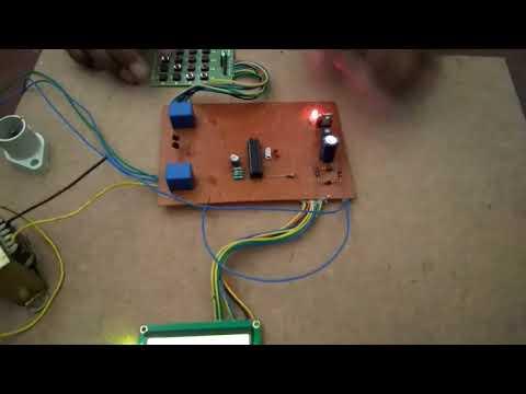 Password bàsed circuit breaker using microcontroller