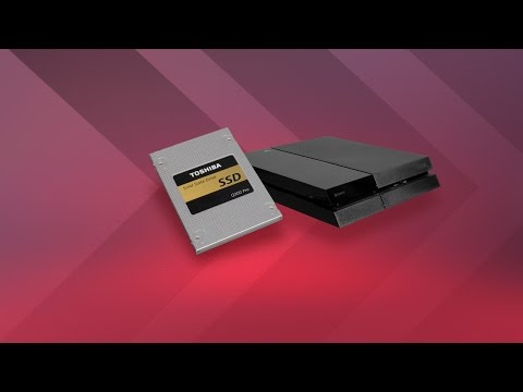 Toshiba How-To: Replacing the hard drive on your PS4™ with a Toshiba Q300/Q300 Pro Series SSD