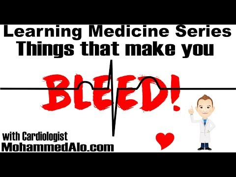 Things that Make You Bleed