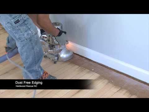Raleigh Wood Floor Refinishing - Hardwood Rescue NC