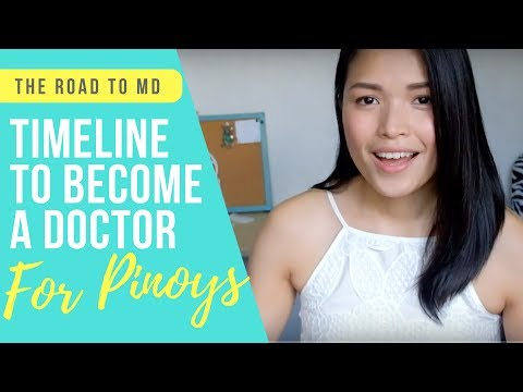 How Long Does It Take To Be A Doctor In The Philippines? || DoktAURA