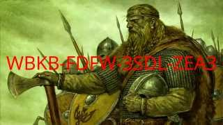 mount and blade serial key warband