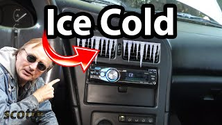 How To Keep Your Car AC Working Ice Cold