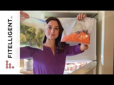 [Fitelligent] 3 Ways to Make Meal Prep Easier
