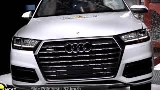 Audi Q7 2015 Model Car Interior and Exterior