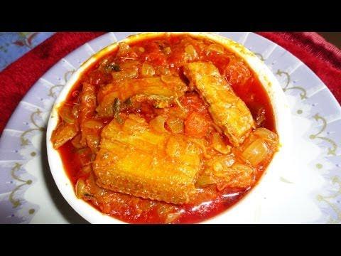 Simple Dry Fish Curry (సావుడాయల కూర) .:: by Attamma TV ::.
