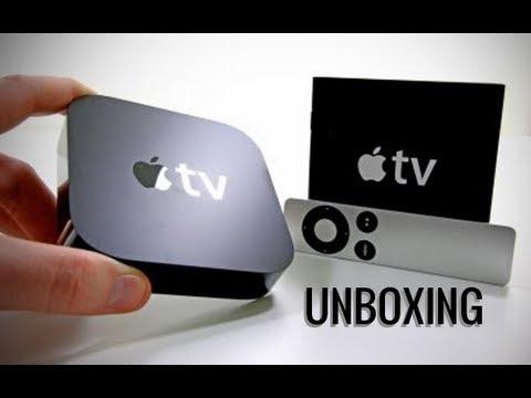 Apple TV (3rd Generation) Unboxing