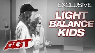 Light Balance Kids Recall Their Unforgettable Performance - America's Got Talent 2019